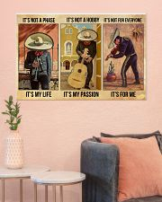 Mexican Musician It's My Life 36x24 Poster poster-landscape-36x24-lifestyle-18