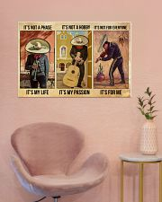 Mexican Musician It's My Life 36x24 Poster poster-landscape-36x24-lifestyle-19