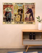 Mexican Musician It's My Life 36x24 Poster poster-landscape-36x24-lifestyle-22
