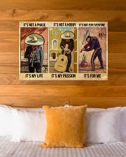 Mexican Musician It's My Life 36x24 Poster poster-landscape-36x24-lifestyle-23