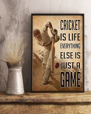 Cricket Is Life 2 24x36 Poster lifestyle-poster-3