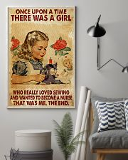 OUAT A Girl Loved Sewing Wanted To Become A Nurse 24x36 Poster lifestyle-poster-1