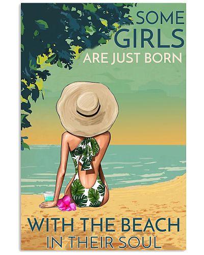 Girls Born With Beach 2