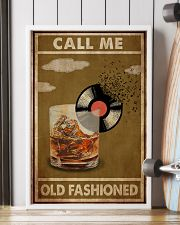Old Fashioned Vinyl 24x36 Poster lifestyle-poster-4