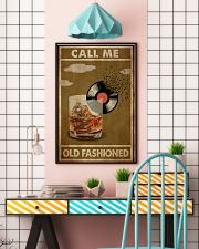 Old Fashioned Vinyl 24x36 Poster lifestyle-poster-6