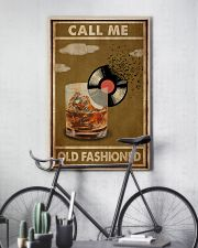 Old Fashioned Vinyl 24x36 Poster lifestyle-poster-7