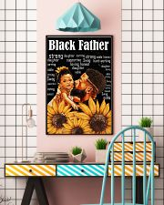 Black Father 24x36 Poster lifestyle-poster-6
