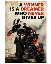 Biker Dreamer 24x36 Poster front