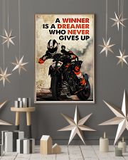 Biker Dreamer 24x36 Poster lifestyle-holiday-poster-1