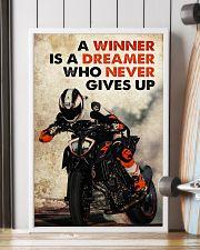 Biker Dreamer 24x36 Poster lifestyle-poster-4