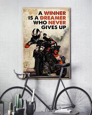 Biker Dreamer 24x36 Poster lifestyle-poster-7