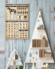 Horse Knowledge 11x17 Poster lifestyle-holiday-poster-2