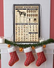 Horse Knowledge 11x17 Poster lifestyle-holiday-poster-4