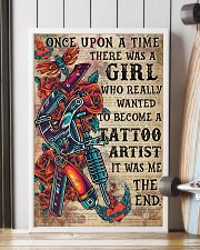 OUAT Girl Become Tattoo Artist  24x36 Poster lifestyle-poster-4