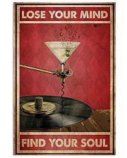 Martini Vinyl 24x36 Poster front
