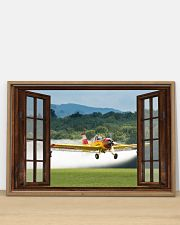 Crop Duster Window  36x24 Poster poster-landscape-36x24-lifestyle-03