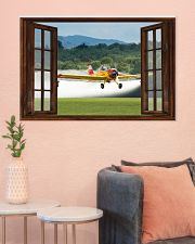 Crop Duster Window  36x24 Poster poster-landscape-36x24-lifestyle-18