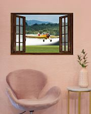 Crop Duster Window  36x24 Poster poster-landscape-36x24-lifestyle-19