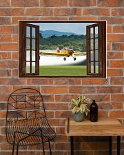 Crop Duster Window  36x24 Poster poster-landscape-36x24-lifestyle-20