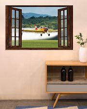 Crop Duster Window  36x24 Poster poster-landscape-36x24-lifestyle-22