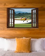 Crop Duster Window  36x24 Poster poster-landscape-36x24-lifestyle-23