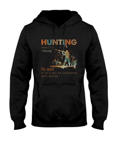 Hunting Definition