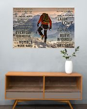 Mountaineering Good Day 36x24 Poster poster-landscape-36x24-lifestyle-21