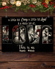 Sugar Skull Couple Whole Lot Of Love 36x24 Poster aos-poster-landscape-36x24-lifestyle-24