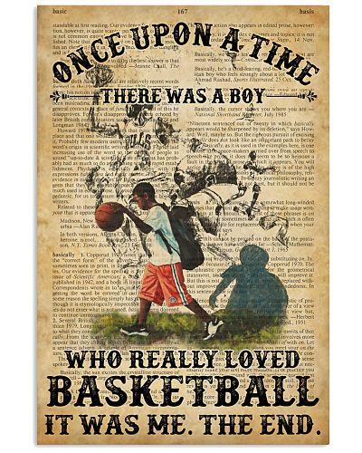 African American Boy Basketball Dictionary