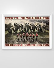 Rugby Rhino Choose Something Fun 36x24 Poster poster-landscape-36x24-lifestyle-02