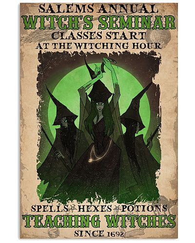 Witch's Seminar