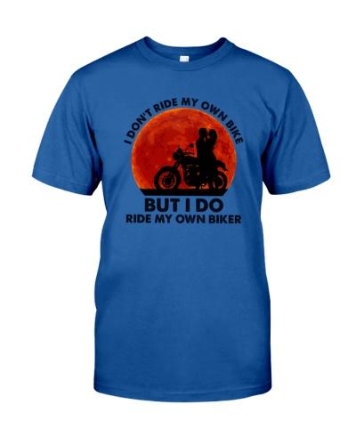 I Ride My Own Biker