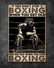 Boxing You Don't Stop 24x36 Poster aos-poster-portrait-24x36-lifestyle-12