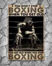 Boxing You Don't Stop 24x36 Poster aos-poster-portrait-24x36-lifestyle-13