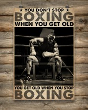 Boxing You Don't Stop 24x36 Poster aos-poster-portrait-24x36-lifestyle-14