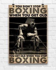 Boxing You Don't Stop 24x36 Poster aos-poster-portrait-24x36-lifestyle-17
