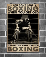 Boxing You Don't Stop 24x36 Poster aos-poster-portrait-24x36-lifestyle-18
