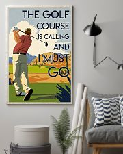 Man Golf Course Calling 24x36 Poster lifestyle-poster-1