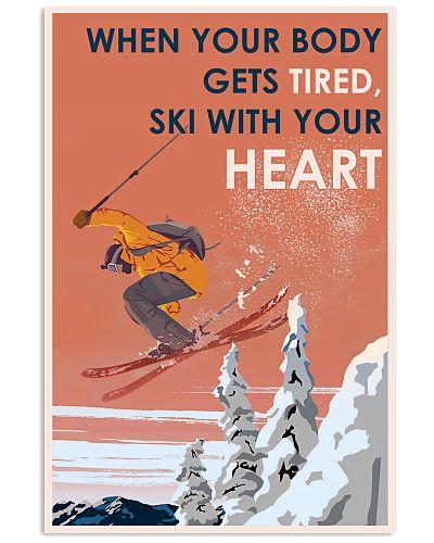 Ski With Heart