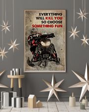 Snowcross A Winner Is A Dreamer 2 24x36 Poster lifestyle-holiday-poster-1