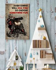 Snowcross A Winner Is A Dreamer 2 24x36 Poster lifestyle-holiday-poster-2