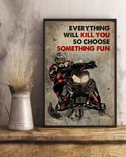 Snowcross A Winner Is A Dreamer 2 24x36 Poster lifestyle-poster-3
