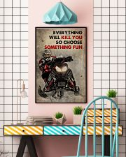 Snowcross A Winner Is A Dreamer 2 24x36 Poster lifestyle-poster-6