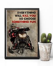Snowcross A Winner Is A Dreamer 2 24x36 Poster lifestyle-poster-8