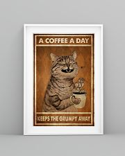 Cat Coffee I Drink 24x36 Poster lifestyle-poster-5