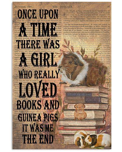 Guinea Pigs And Books
