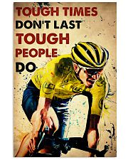 Cyling Tough Time 24x36 Poster front