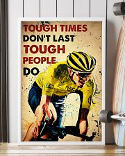 Cyling Tough Time 24x36 Poster lifestyle-poster-4