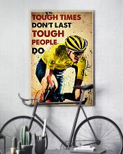 Cyling Tough Time 24x36 Poster lifestyle-poster-7