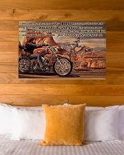 Motor And Horse Ride While On 36x24 Poster poster-landscape-36x24-lifestyle-23